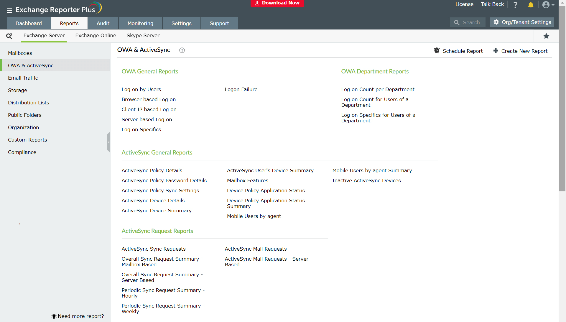 owa-and-activesync-reports