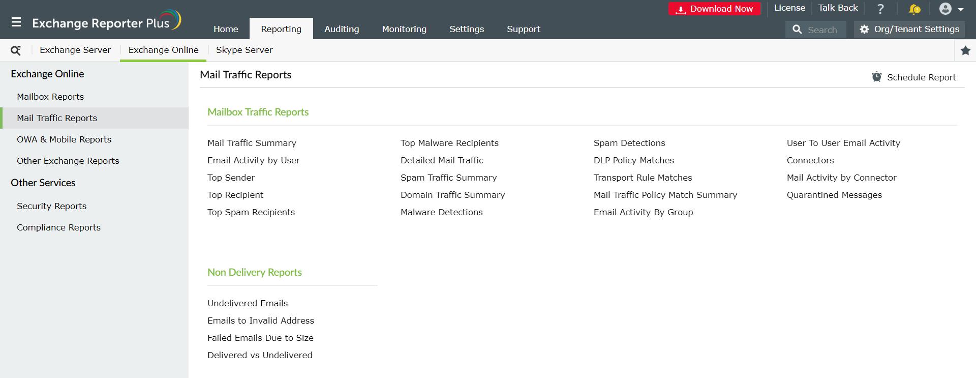 exchange-online-message-log-reports