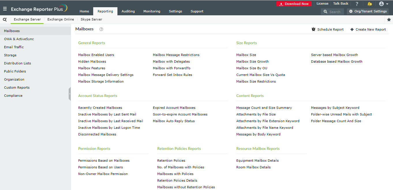 generate-reports-on-exchange-servers-with-exchange-reporter-plus