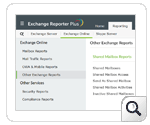 Public folder reports for Exchange Online