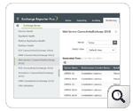 Web service connectivity monitoring