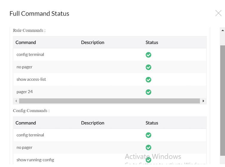 Configure Firewall Credentials | ManageEngine Firewall Analyzer