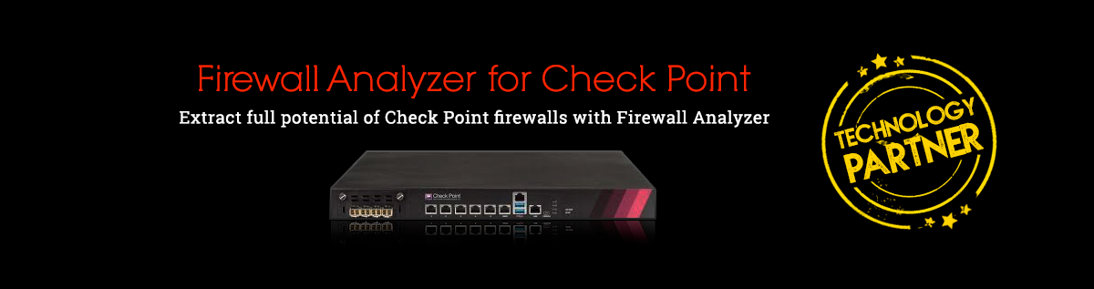 Firewall Analyzer for CheckPoint