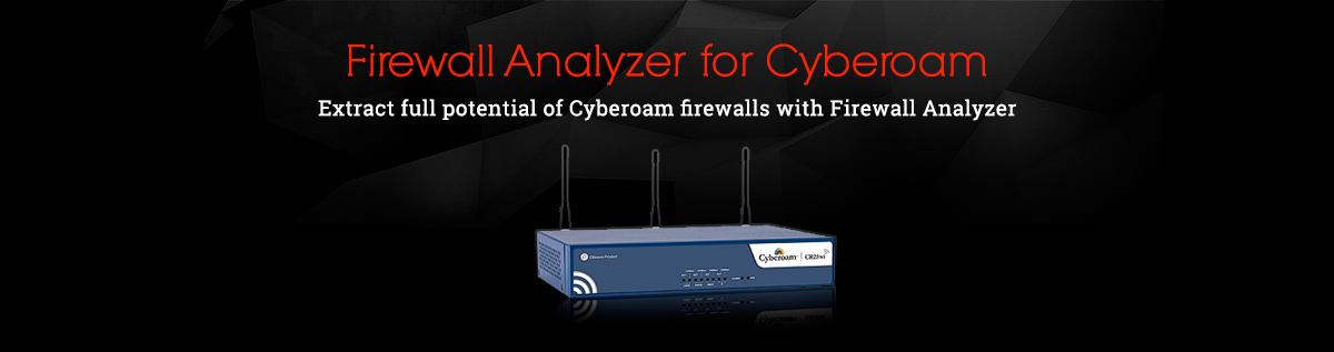 Firewall Analyzer for Cyberoam