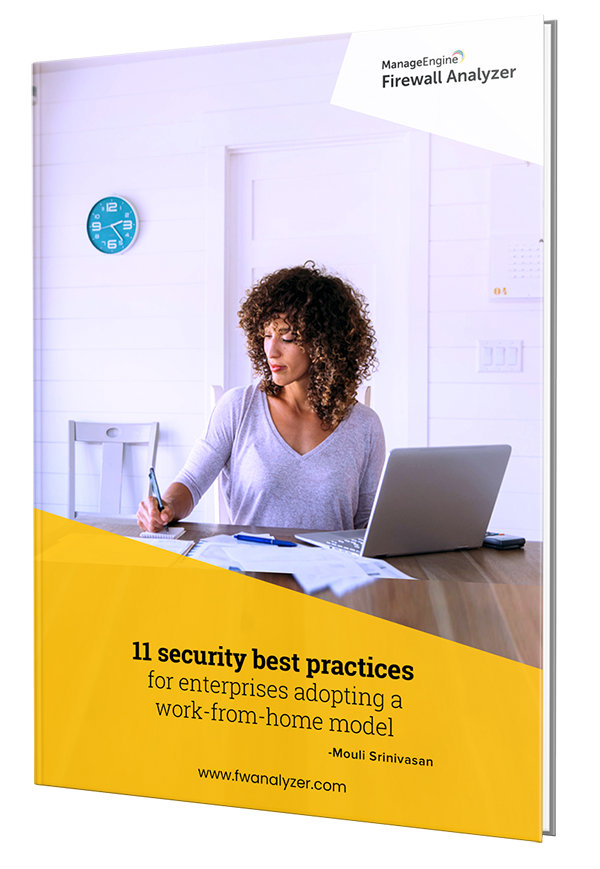 Working from home? Be sure to follow these security best practices.