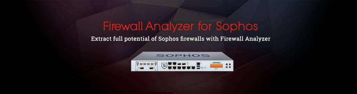 Firewall Analyzer for Sophos