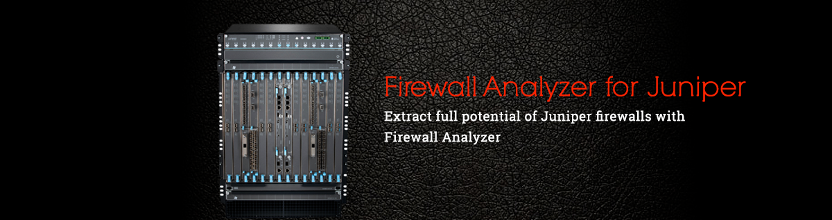 Firewall Analyzer for Juniper