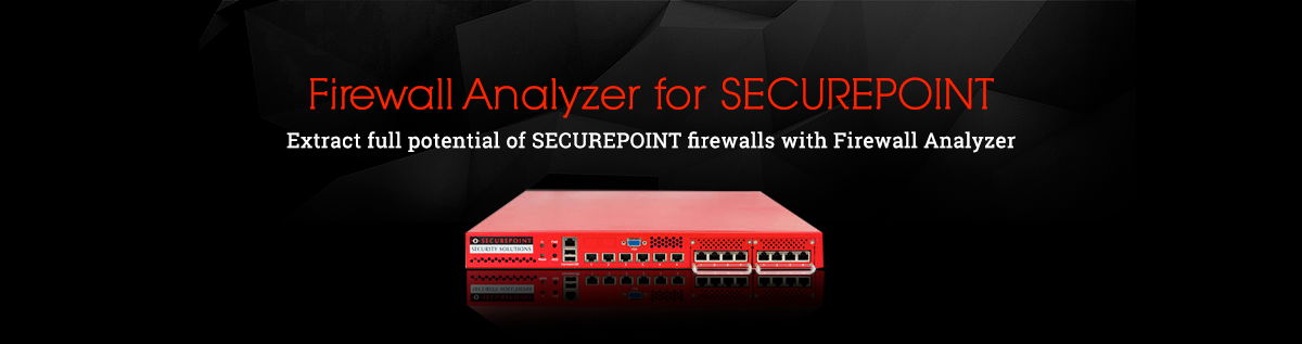 Firewall Analyzer for Securepoint