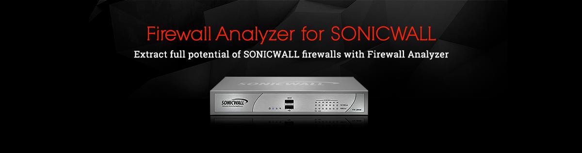 Firewall Analyzer for SonicWall
