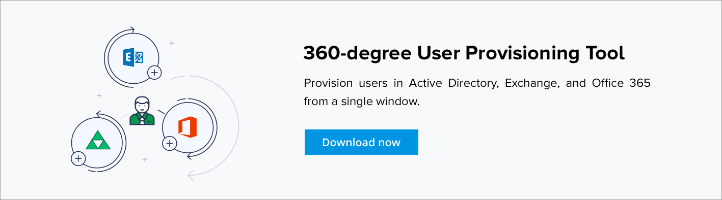 Free Active Directory Tool, Local User Management, Active