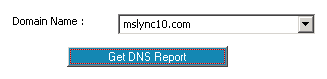 Get DNS Report