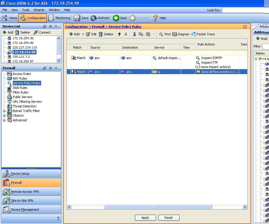 Cisco ASA 5515x