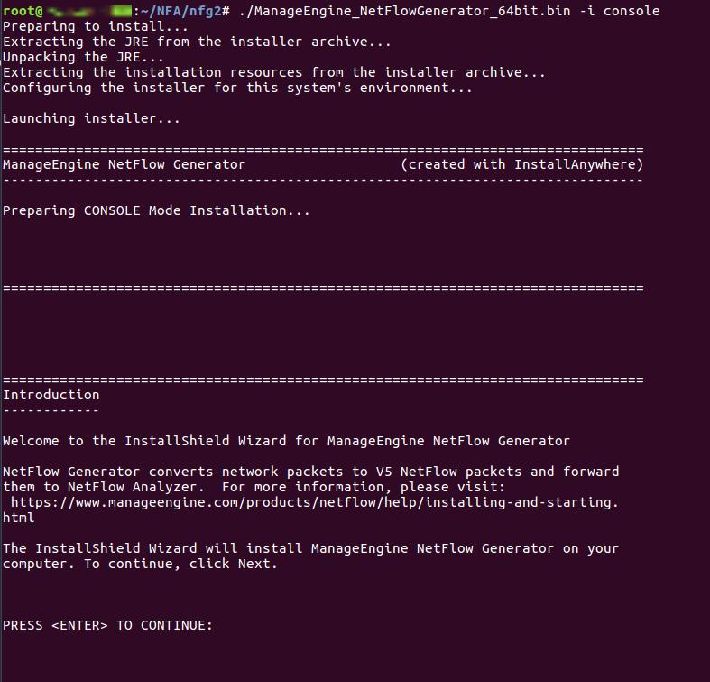 NFG Linux Installation1