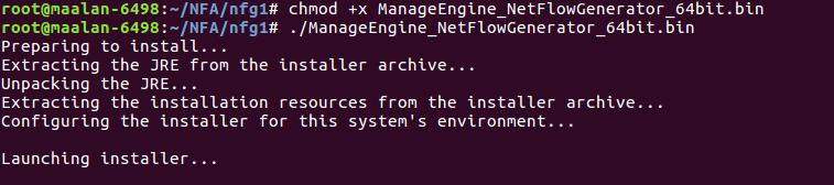 NFG Linux Installation