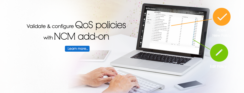 QoS Policy NCM Plugin