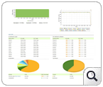 Overall Bandwidth Monitoring Report