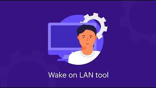 Wake on LAN - ManageEngine OpUtils