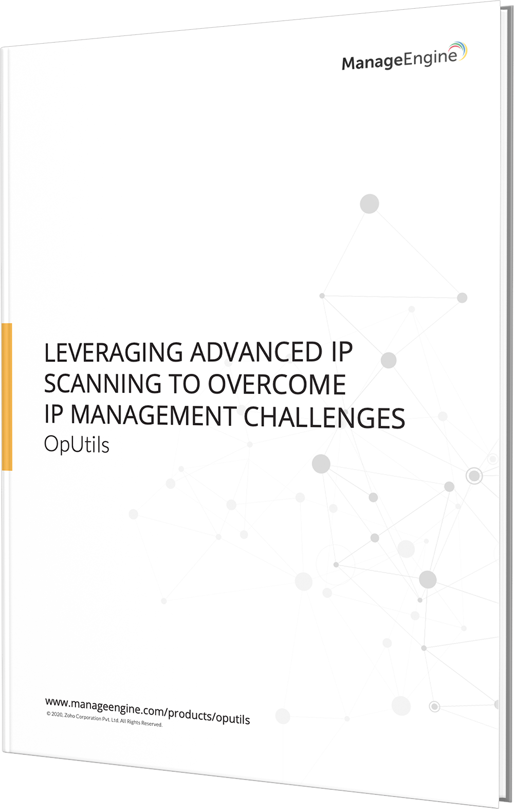 Leveraging advanced IP scanning to overcome IP management challenges