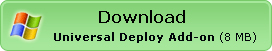 Download Universal Deploy Addon