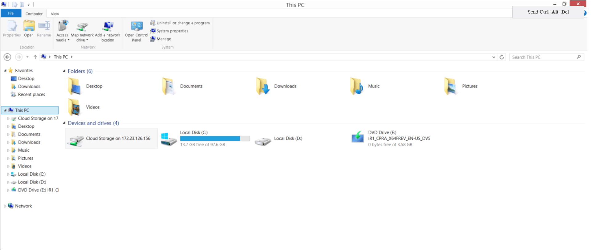 Remote File Transfer During Windows RDP Sessions
