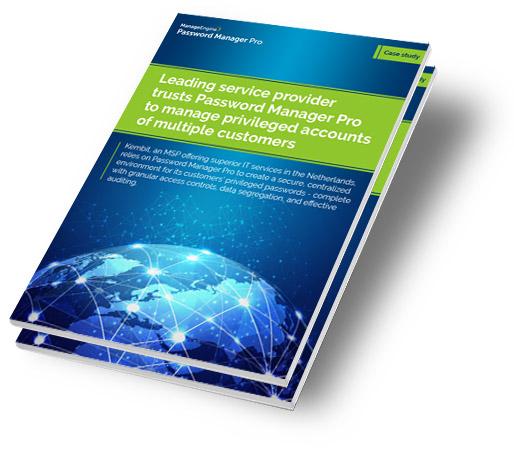 Leading service provider