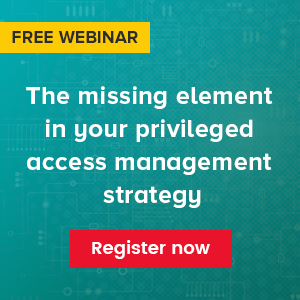 The missing element in your privileged access management startegy