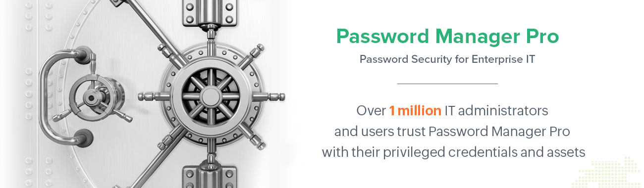 Password Manager for Enterprise Password Management, Secure Password
