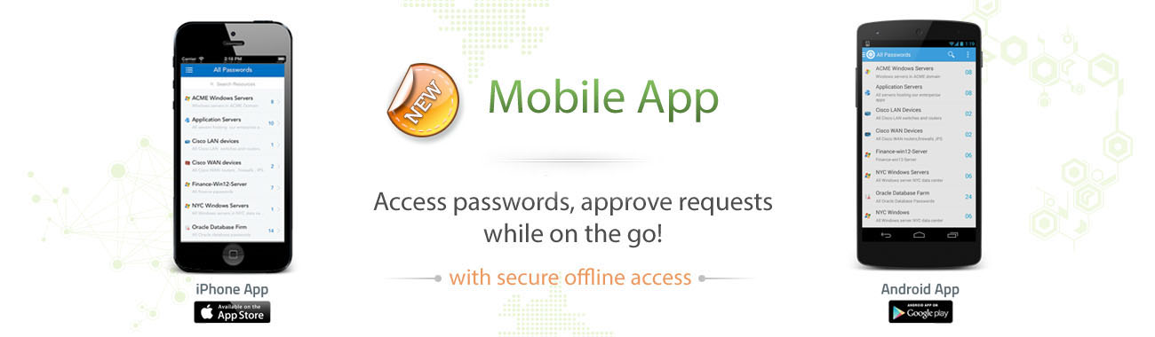 Password Manager Pro - Mobile App