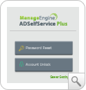 Mobile Active Directory Password Reset