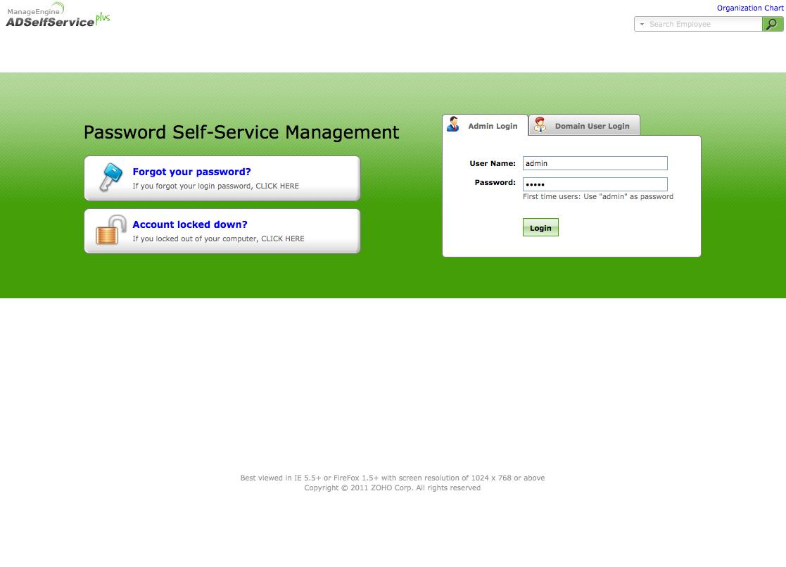 ADSelfService Plus Rebranding