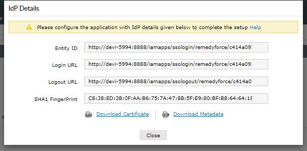 base-CRM-sso-login-url-and-fingerprint-details