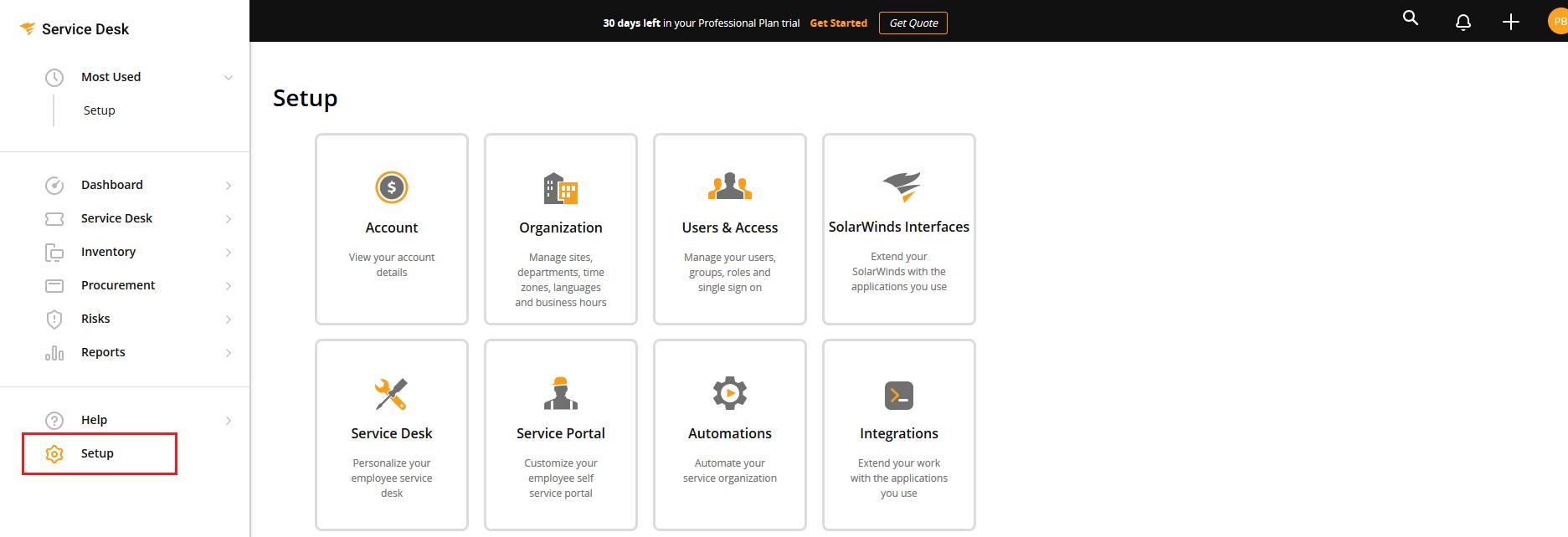 samanage-admin-portal