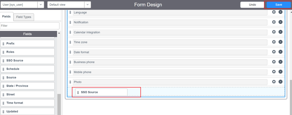 Step by Step Guide for ServiceNow Single Sign-On - Active