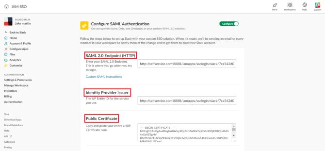 slack-sso-certificate-configuration