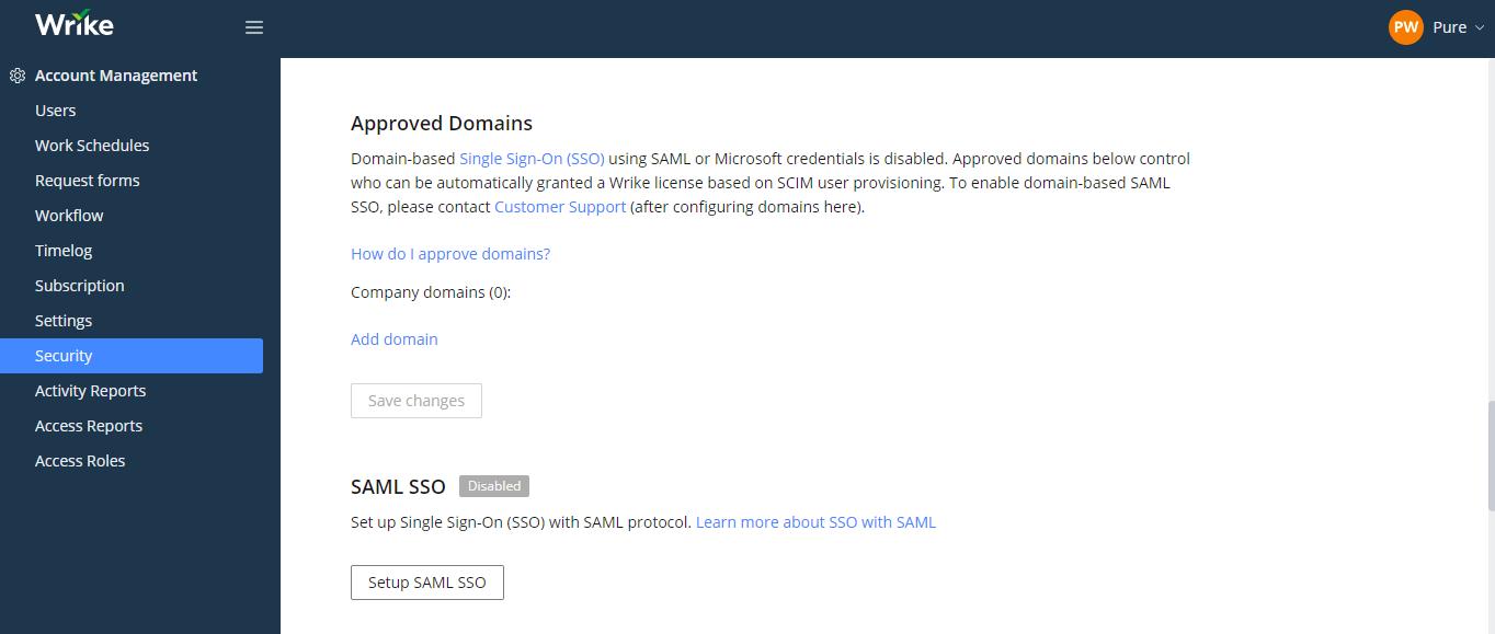 wrike-admin-portal