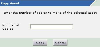 Copy Asset