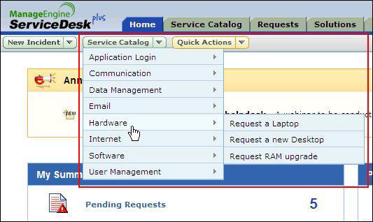 landesk service desk user guide