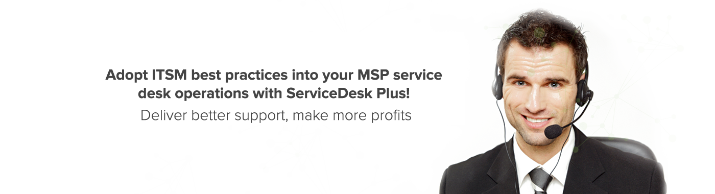 Free IT help desk software MSP
