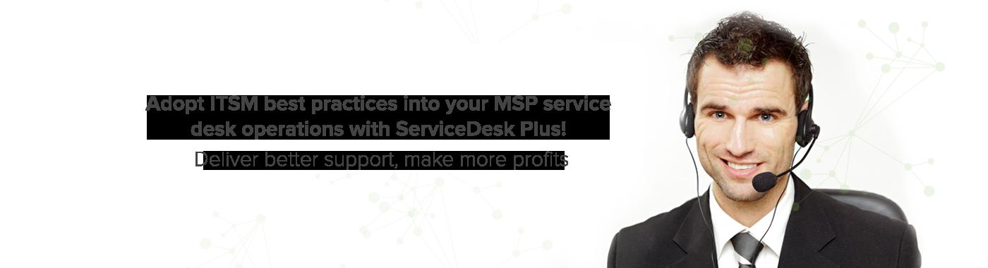 Free IT help desk software MSP