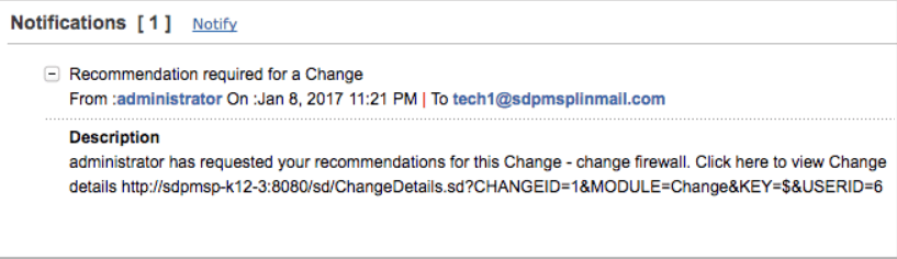 Change advisory board (CAB) in MSP solution