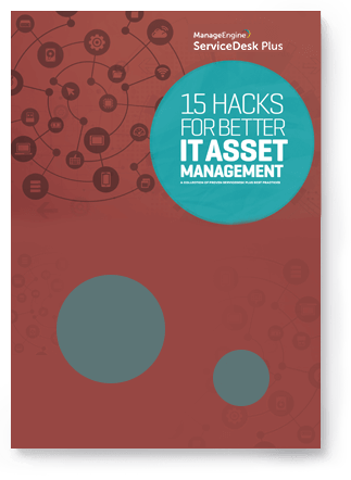 IT asset management best practices ebook