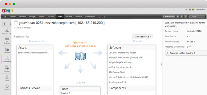 It Asset Management Software Inventory Management Software