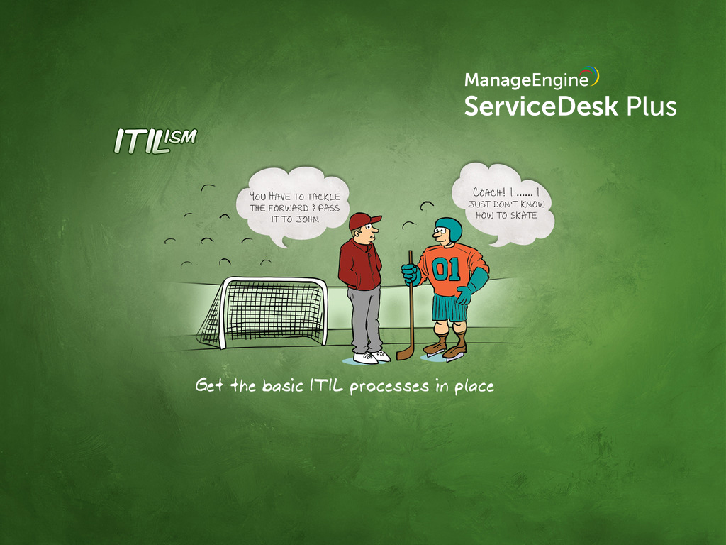 Download Free ITIL Wallpaper