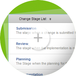 Change Stages
