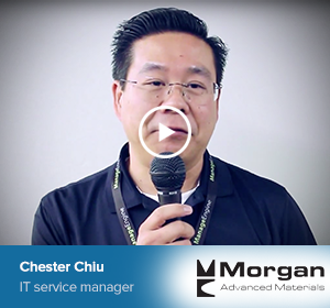 Chester Chiu, IT service manager