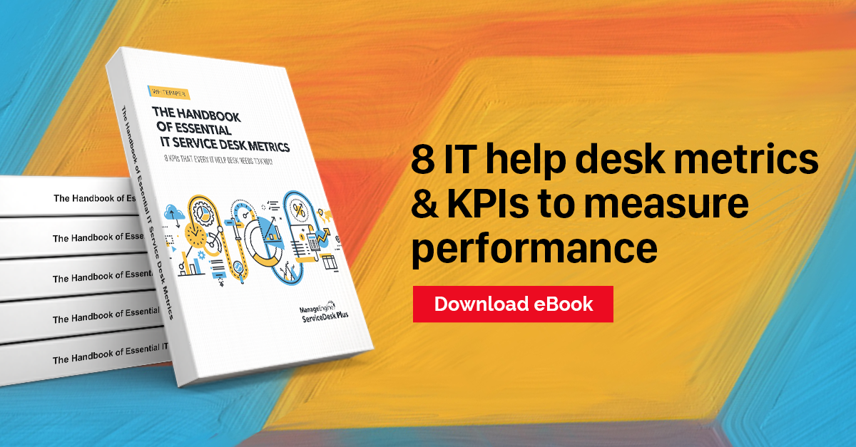 8 IT help desk metrics & KPIs to measure performance