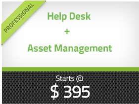 Help Desk Software + Asset Management