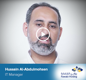 Hussain Al-Abdulmohsen, IT Manager