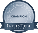 InfoTech IT service management champion