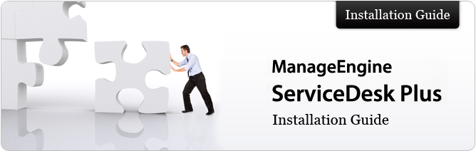servicedesk plus msp admin guide